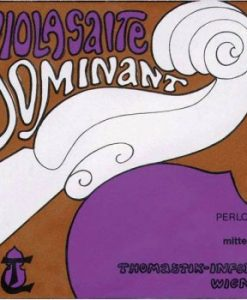 """Thomastik Dominant up to 16.5"""" Viola String Set Medium Gauge"""